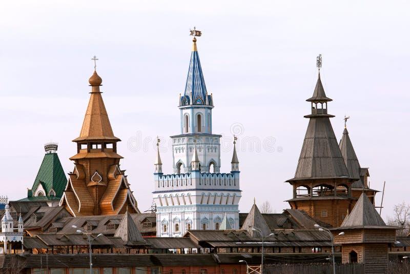kremlin torn arkivfoton