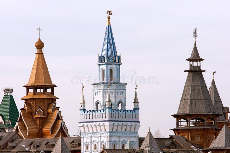 kremlin torn arkivbilder