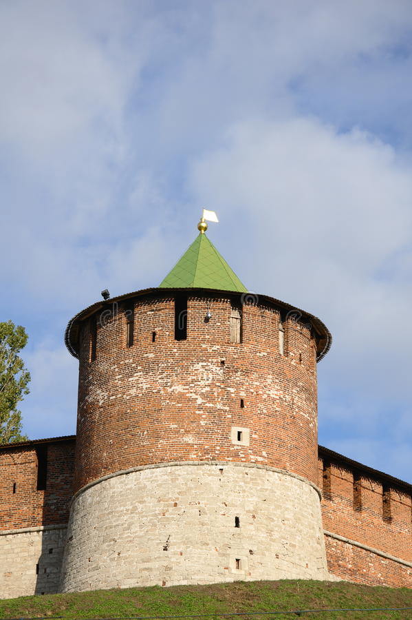 Download Kremlin Tower stock photo. Image of protection, russia - 16737200