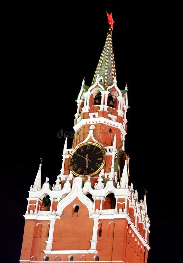 Free Kremlin Tower Royalty Free Stock Photo - 7700375
