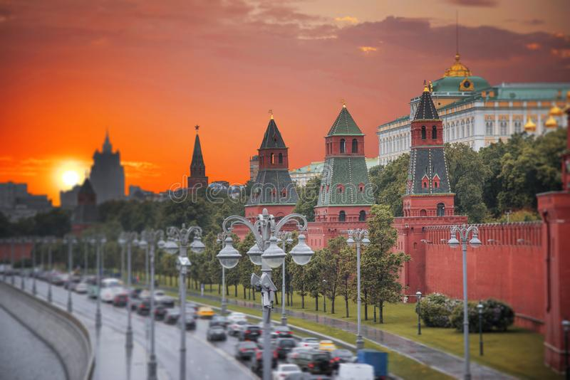 kremlin imagem de stock