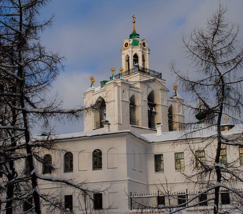 Kremlin w Yaroslavl zdjęcie royalty free