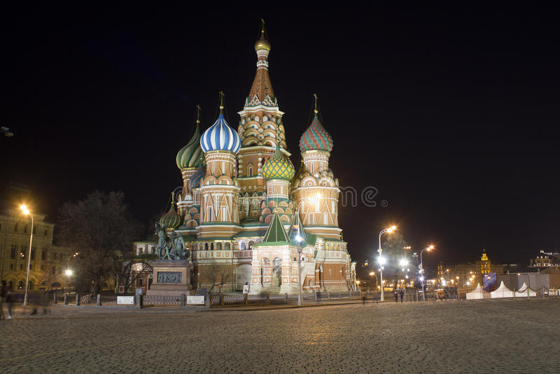 Kremlowski bulwar Rosja moscow zdjęcie stock