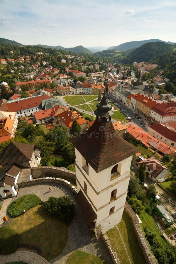 Kremnica imagen de archivo