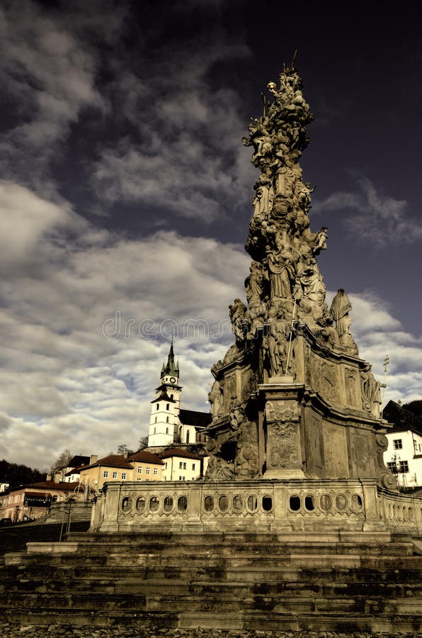 Kremnica royalty free stock photos