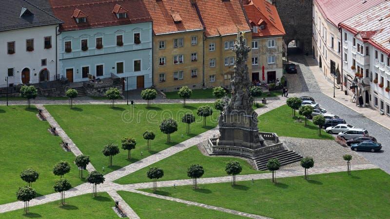 Kremnica, Eslováquia fotos de stock royalty free
