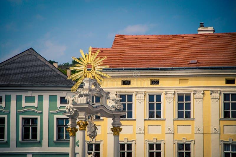Krems der Donau, Австрия стоковая фотография rf