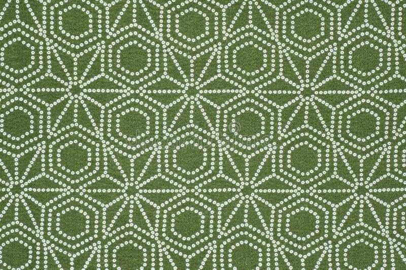 Krepdeszynowa tkanina obraz stock