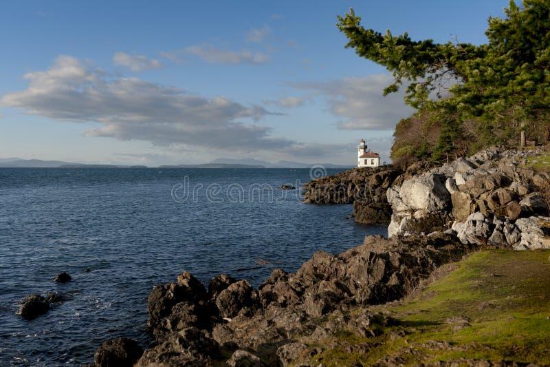 Kreskowa Kiln latarnia morska obrazy stock