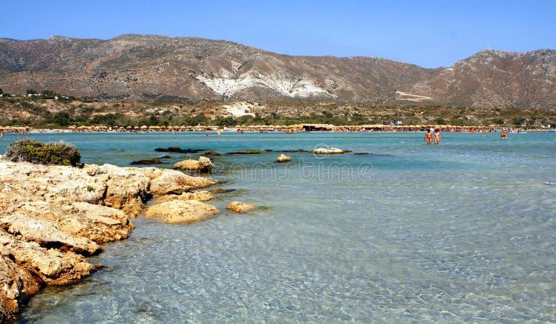Kretaö Grekland royaltyfria foton