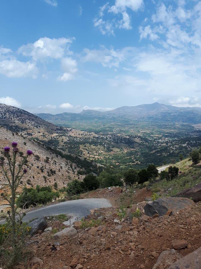 Kreta imagens de stock royalty free