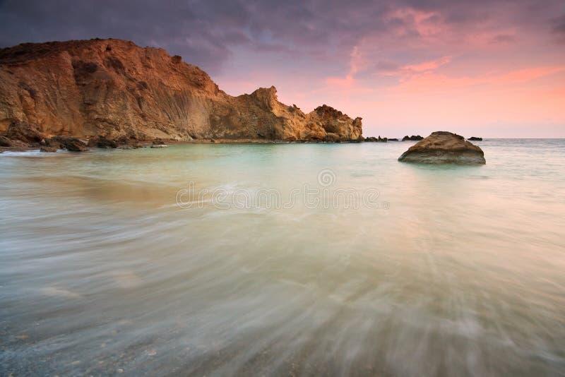 Kreta, Griekenland stock afbeelding