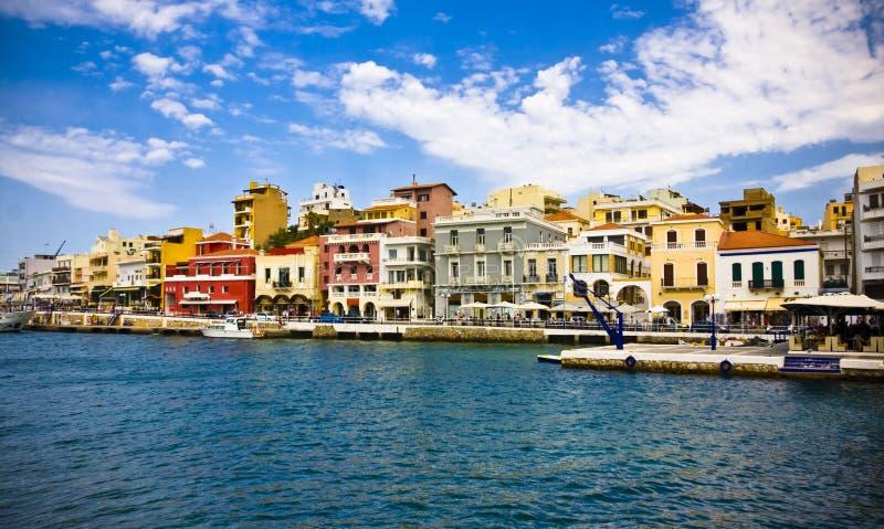 Kreta in Griekenland stock fotografie