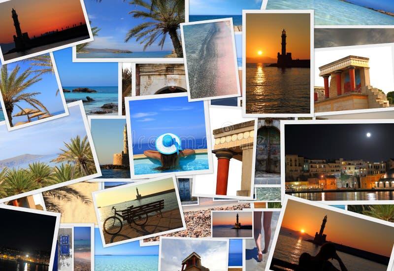Kreta-Inselfotos lizenzfreie stockfotografie