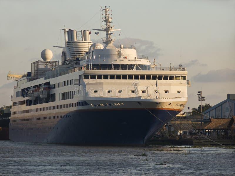 Kreutzfahrtschiff stock photo