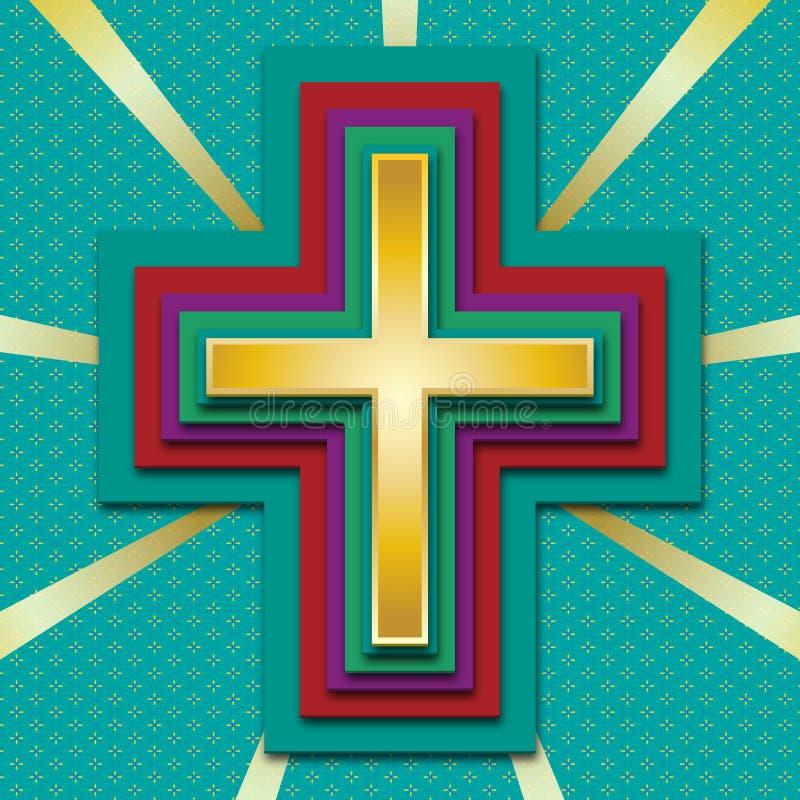 Kreuz stockbilder