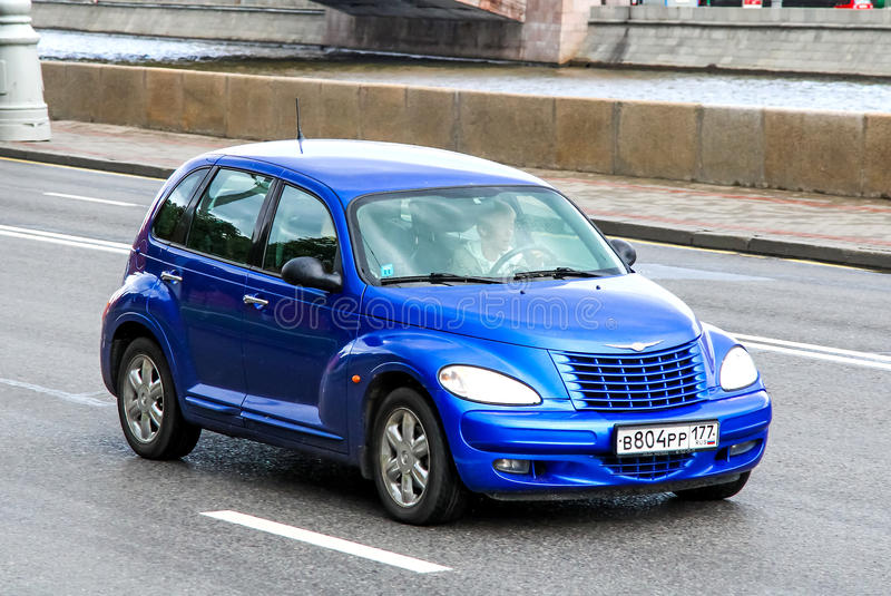 Kreuzer Chryslers Pint stockfoto