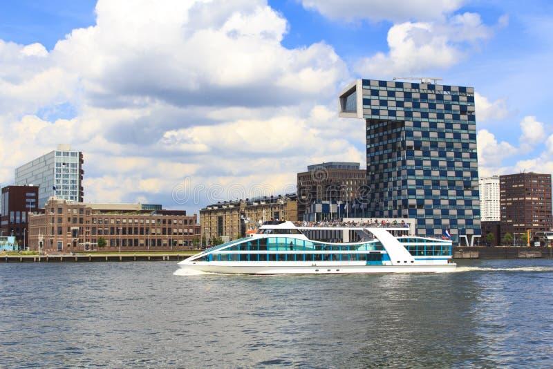 Kreuzfahrt-Schiff stockfoto