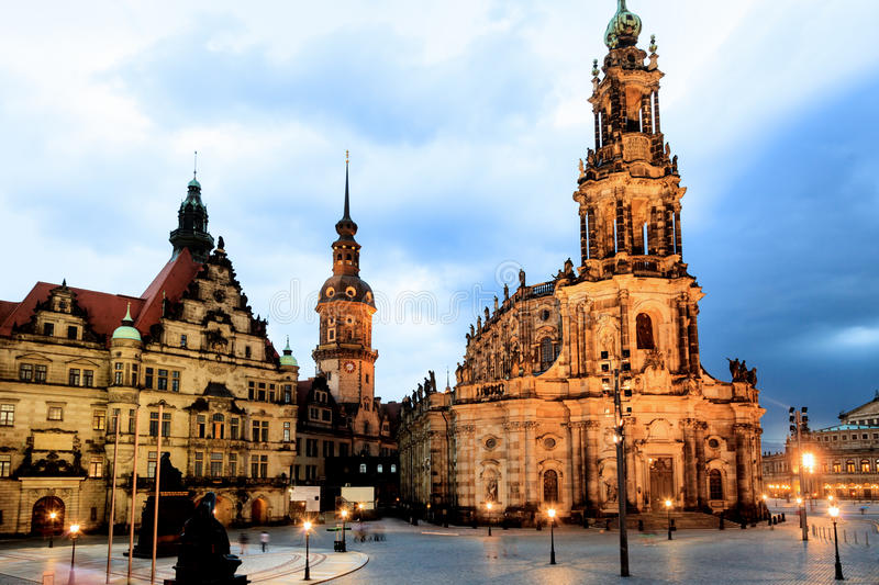 Download The Kreuzkirche Royalty Free Stock Images - Image: 32093089