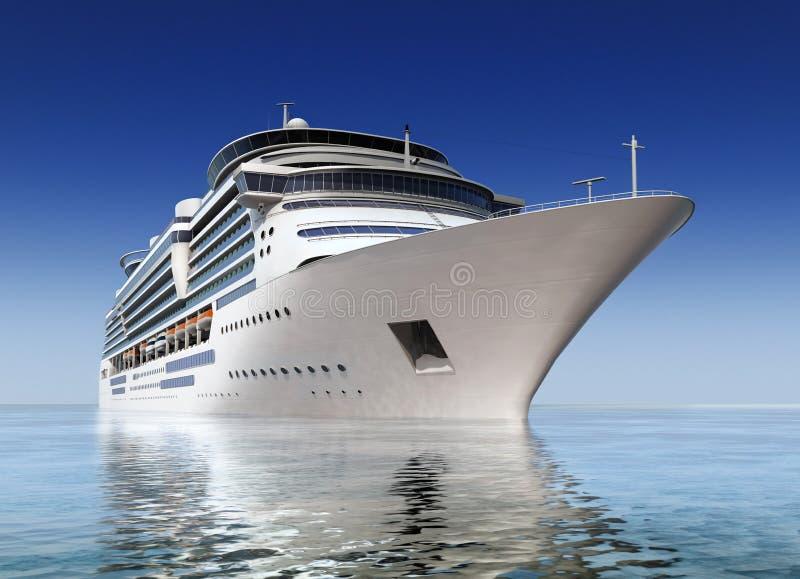 Kreuzschiff lizenzfreies stockbild