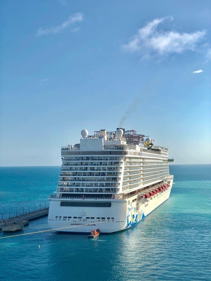 Kreuzschiff-Costa Luminosa stockfoto