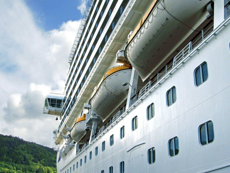 Kreuzschiff Costa Magica stockbilder