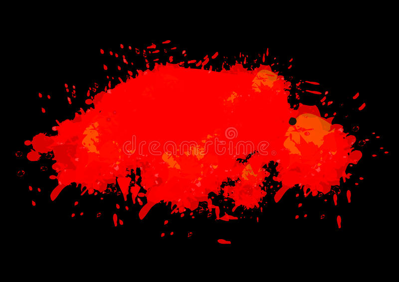 krew ilustracja wektor