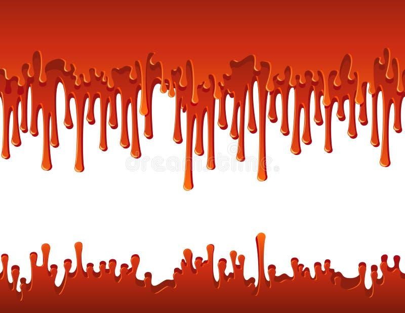 krew royalty ilustracja