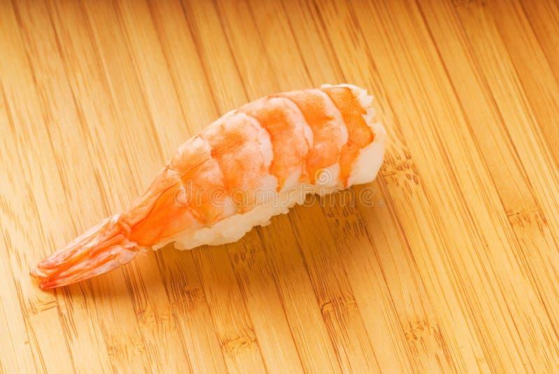 krewetka sashimi króla zdjęcia stock