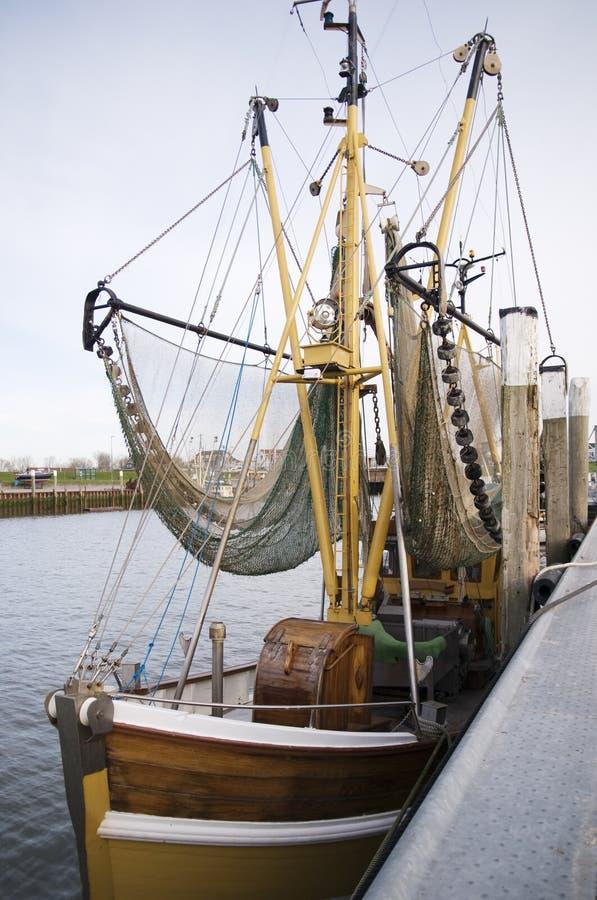 krewetka trawler obraz royalty free