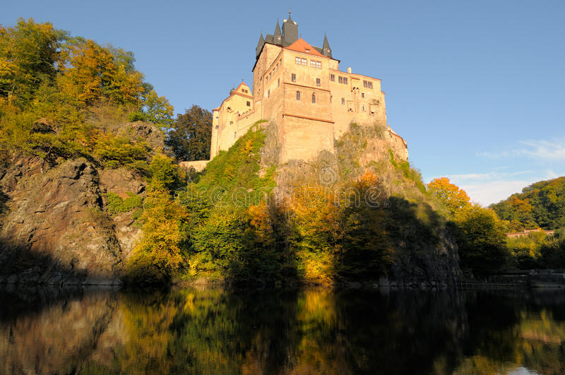 Download Kriebstein Castle Saxony Germany Stock Photography - Image: 16723202