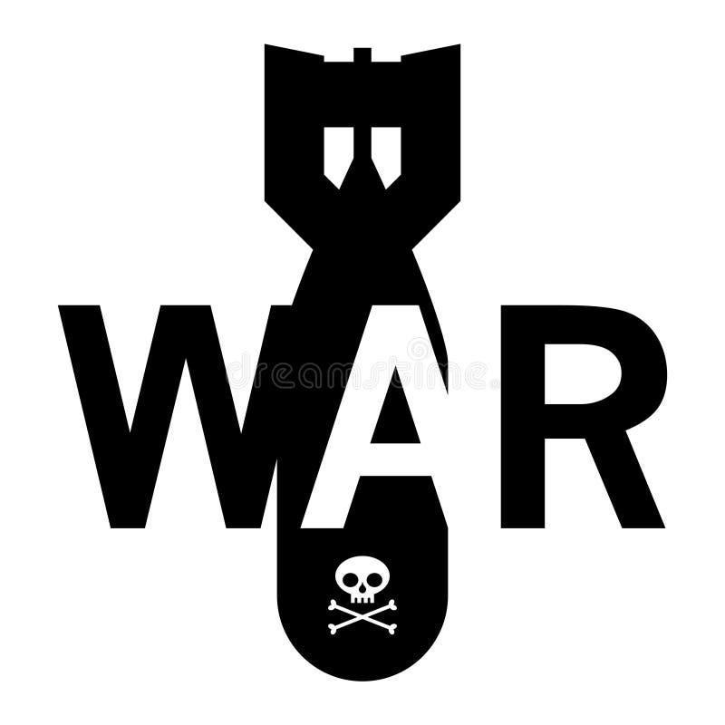 Krieg vektor abbildung