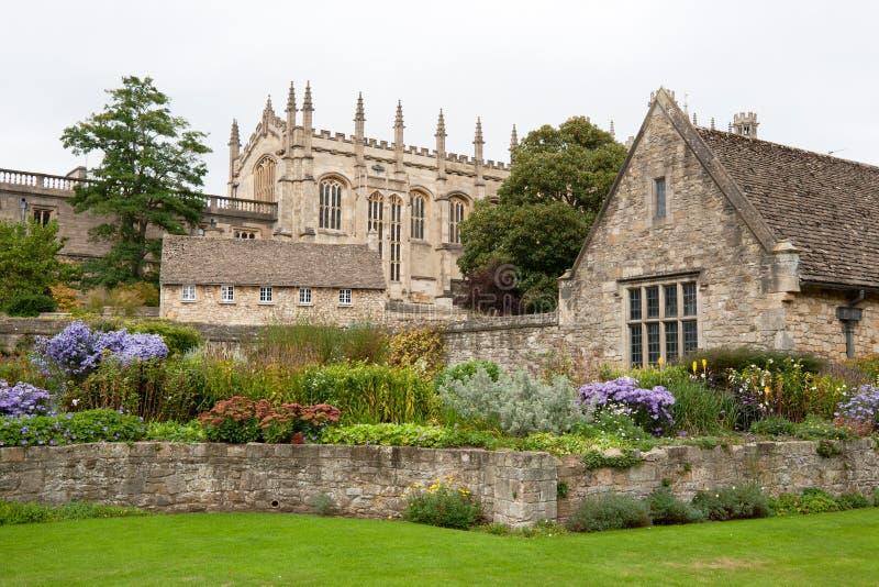 Krieg-Denkmal-Garten. Oxford, England lizenzfreies stockbild