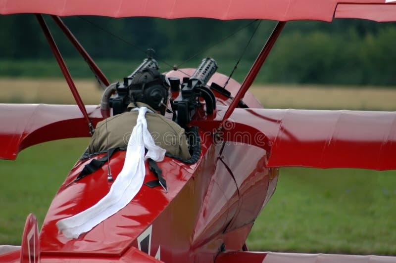 Krieg-Kampfflugzeug lizenzfreie stockfotografie