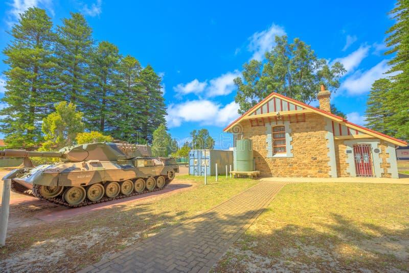 Kriegs-Denkmal Esperance WA lizenzfreies stockfoto