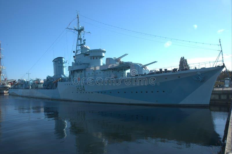 krigsskepp arkivfoton