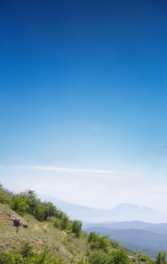 Krim-Ansicht stockbilder