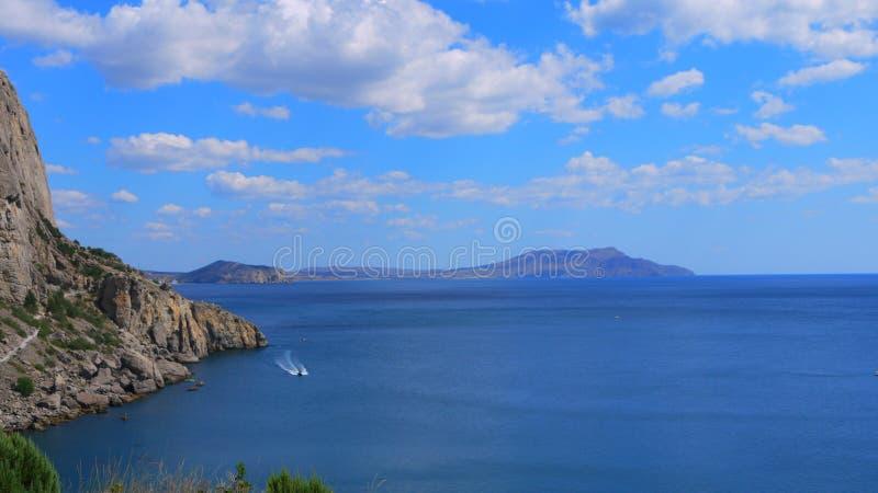 Krim und seine Landschaften stockbilder