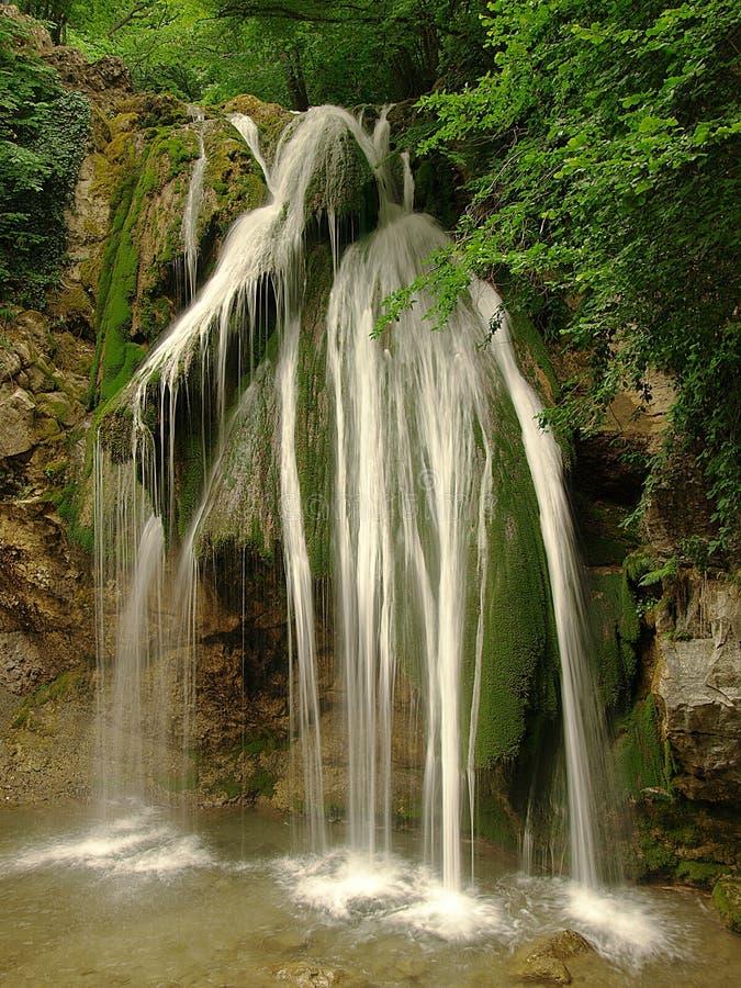 Krimwaterval dzhur-Dzhur royalty-vrije stock foto's