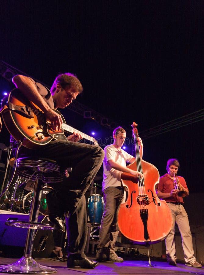 kriol τζαζ φεστιβάλ Απριλίου 1 στοκ φωτογραφίες