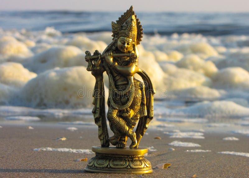 Krishna royalty-vrije stock foto's