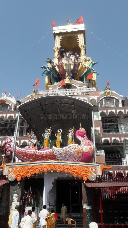 Krishna-rath Tempel stockfotografie