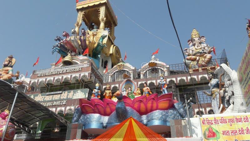 Krishna-rath Tempel stockfotos