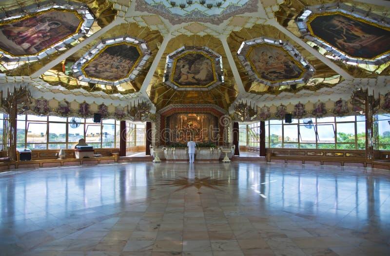 Krishna tempel royaltyfria bilder