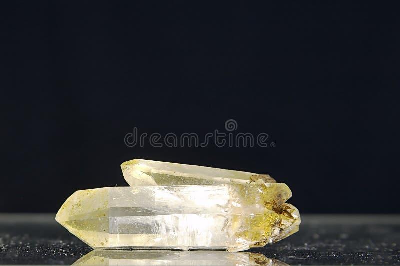 Kristal royalty-vrije stock fotografie