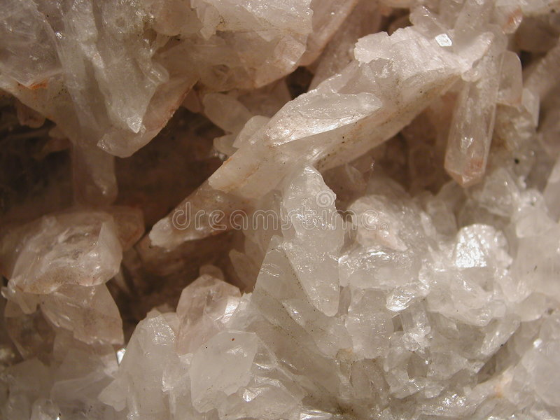 Kristal royalty-vrije stock foto's