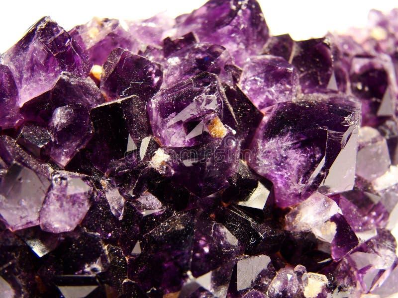 Kristal stock afbeelding