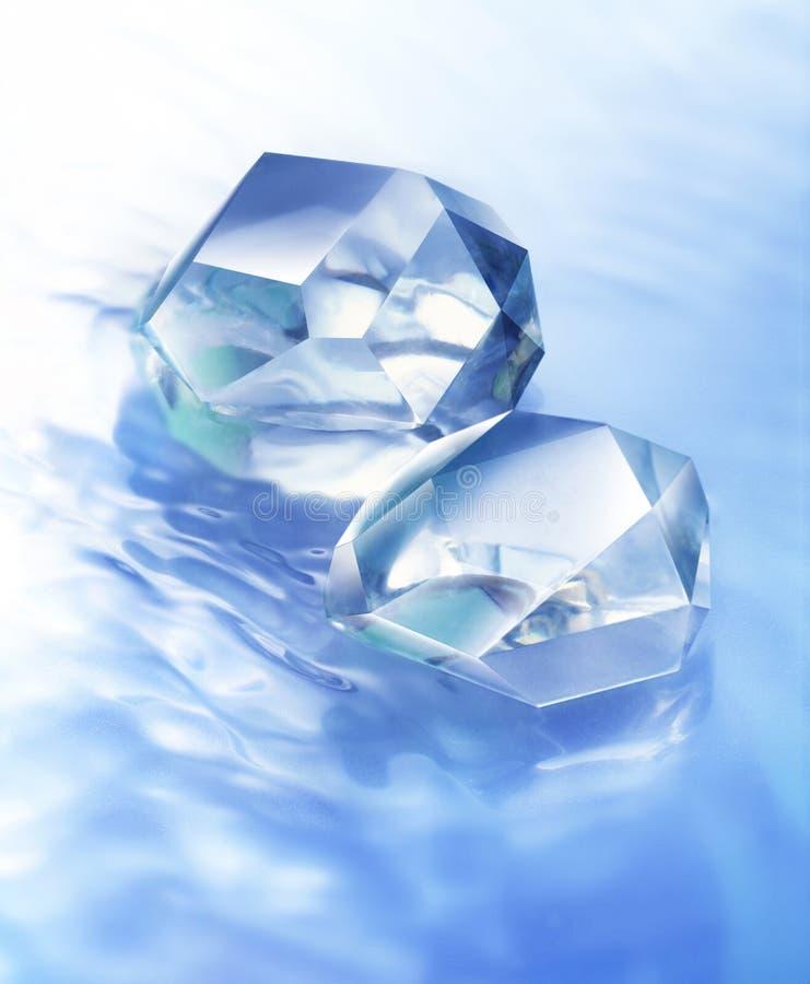 Kristall lizenzfreie stockfotografie