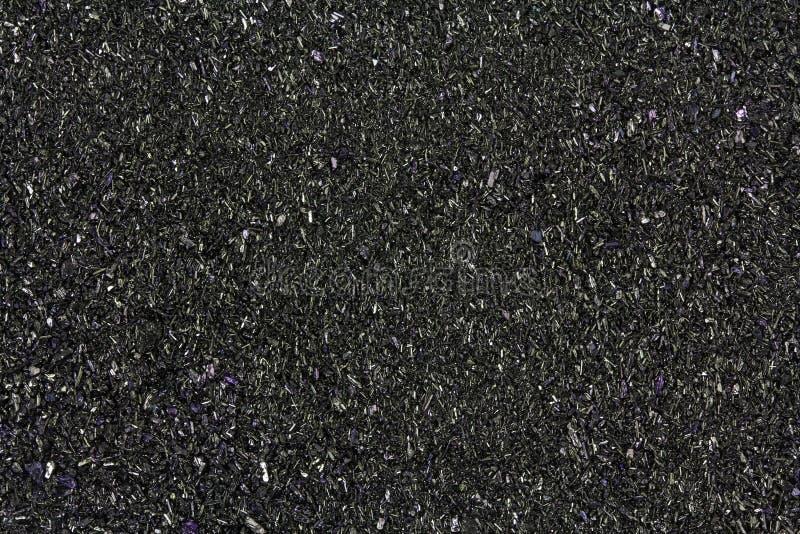 Kristallen van het Permanganaat van het Kalium royalty-vrije stock fotografie