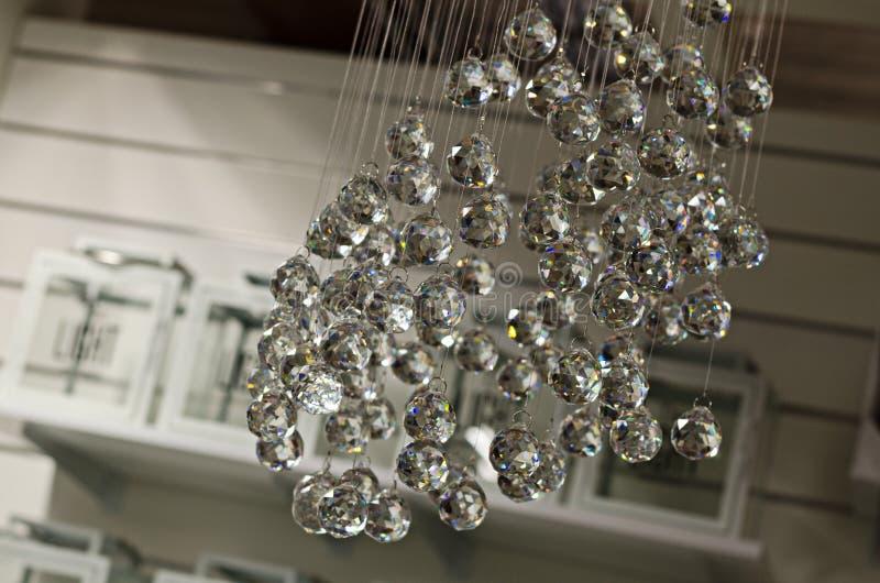 Kristalllampe lizenzfreie stockfotografie